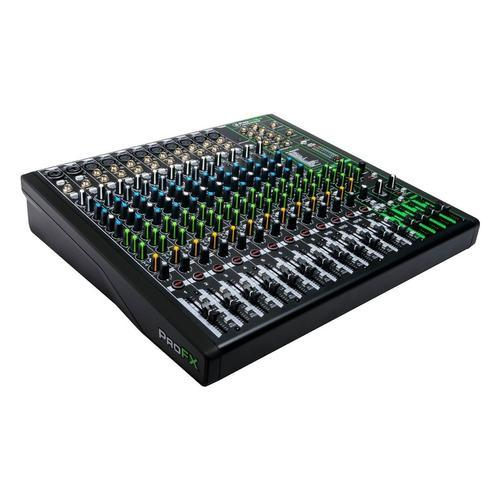 Mackie ProFX16v3 16 Channel 4-bus Effects Mixer - DY Pro Audio