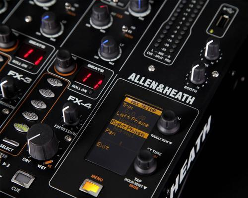 Allen & Heath Xone:DB4 Digital DJ FX Mixer - DY Pro Audio