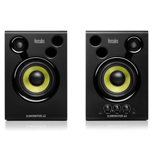 Hercules DJMonitor 42 Active DJ Monitors - DY Pro Audio