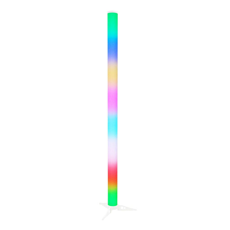 4 x Equinox Pulse Tube Colour Changing Tube - DY Pro Audio