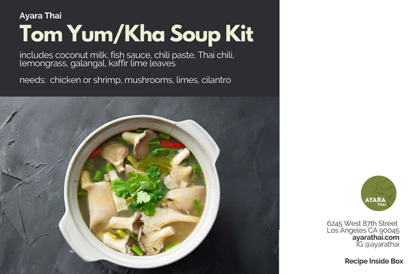Tom Yum/Kha Soup Kit