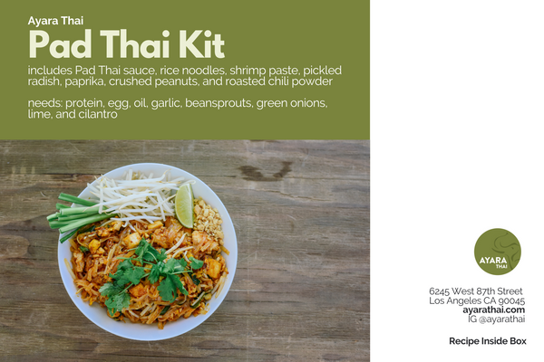 Pad Thai Kit