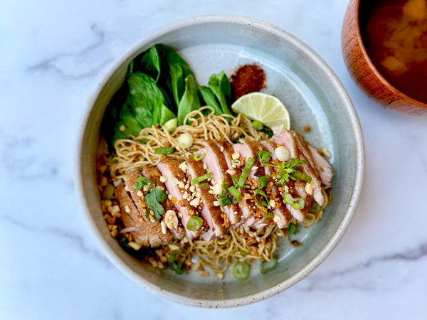 Roasted Duck Noodles (Sunday May 3rd)- SOLD OUT