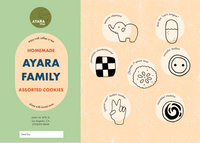 Ayara Family Assorted Cookies