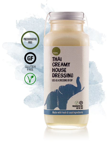 Thai Creamy House Dressing