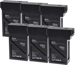 TB47S/TB48S Intelligent Flight Batteries for Matrice 600/600PRO