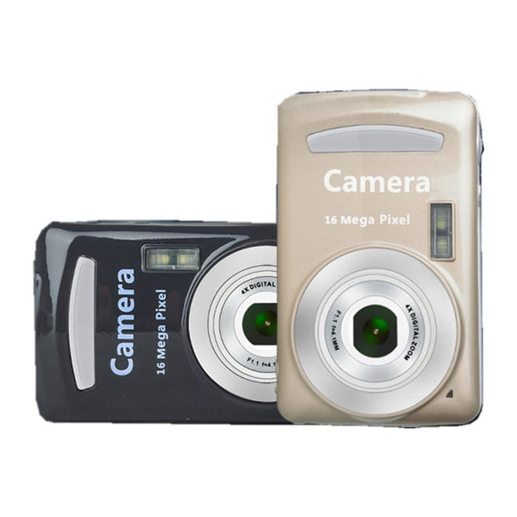 XJ03 Children's Durable Practical 16 Million Pixel Compact Home Digital Camera Portable Cameras for Kids Boys Girls
