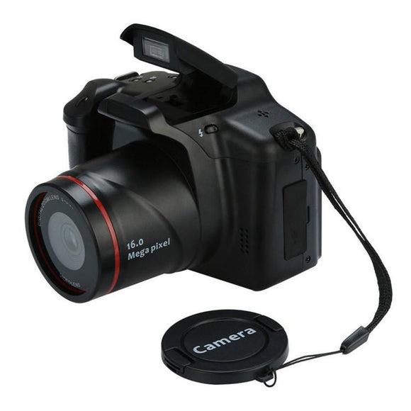 1080P HD Camcorder Video Camera 16X Digital Zoom Handheld Professional Anti-shake Camcorders With 2.4