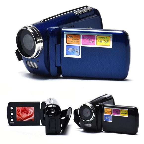 Handheld Home Digital Video Camera Camcorder DV 16x Digital Zoom HD 1080P Night Vision Recording Camera R60