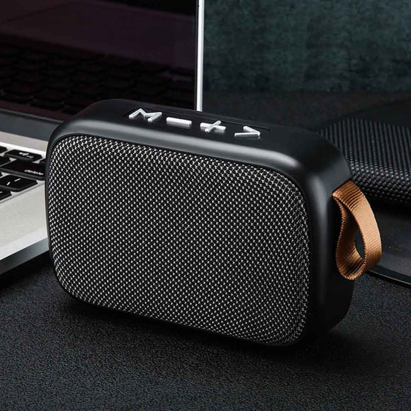 Tablet Bluetooth Speaker Home Stereo Sound Outdoor Mini Portable Laptop Smartphone Office Rechargeable Surround FM Wireless