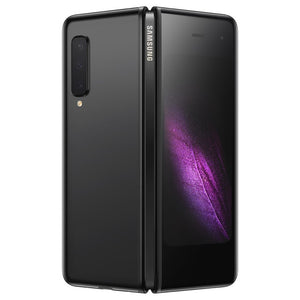 "Original New Samsung Galaxy Fold Smartphone/Tablet 2-in-1 4.6/7.3"" Display 12G RAM 512G Storage Android 12MP Triple Rear Camera"