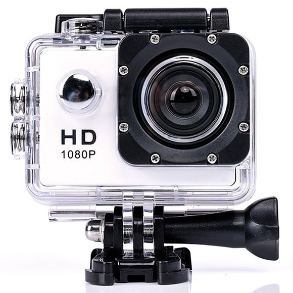 1080P HD Shooting Waterproof Digital Video Camera COMS Sensor Wide Angle Lens Camera For Swimming Diving