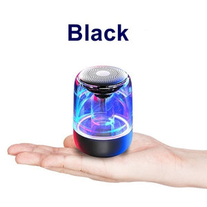 Tongdaytech Portable Bluetooth Speaker Led Mini Speakers Altavoz Soundbar Home Theater Parlante Support TF Aux Bluetooth Potente