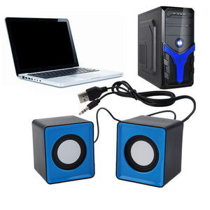 Portable speaker Mini USB 2.0 speakers Music Stereo for computer Desktop PC Laptop Notebook home theater Usb mini speaker