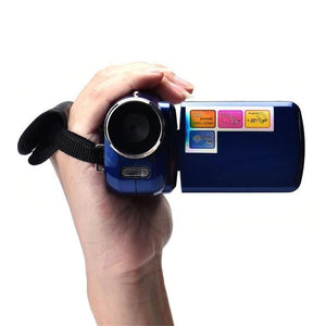 Handheld Home Digital Video Camera Camcorder DV 16x Digital Zoom HD 1080P Night Vision Recording Camera