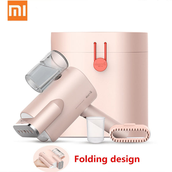 Original Deerma Handheld Garment Steamer Foldable Electric Steam Iron Clothes Wrinkle Sterilization For Home Appliances