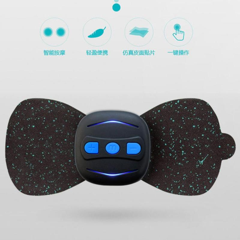 Portable Charging Massager Mini Massage Stickers - Gym Mist