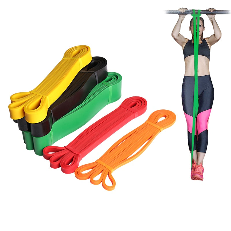 Resistance bands Fitness Gum Exercise Workout - Gym Mist