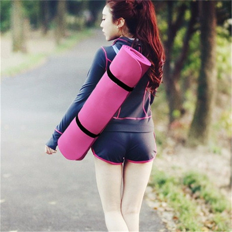 183*61*1cm Thickess Non Slip Yoga Mat Sport - Gym Mist