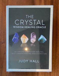 The Crystal Wisdom Healing Oracle Card Set