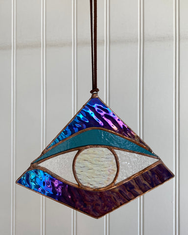 Stained Glass Third Eye