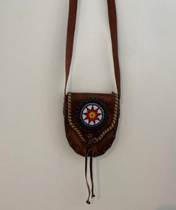 Leather Medicine Pouch