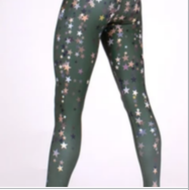 Star Rain Leggings