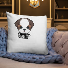 Load image into Gallery viewer, shih tzu pillows