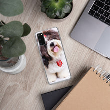 Load image into Gallery viewer, Samsung Case with Shih Tzu design