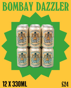NORTHERN MONK X BUNDOBUST Bombay Dazzler (12 x 330ml)