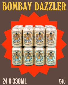NORTHERN MONK X BUNDOBUST Bombay Dazzler (24 x 330ml)