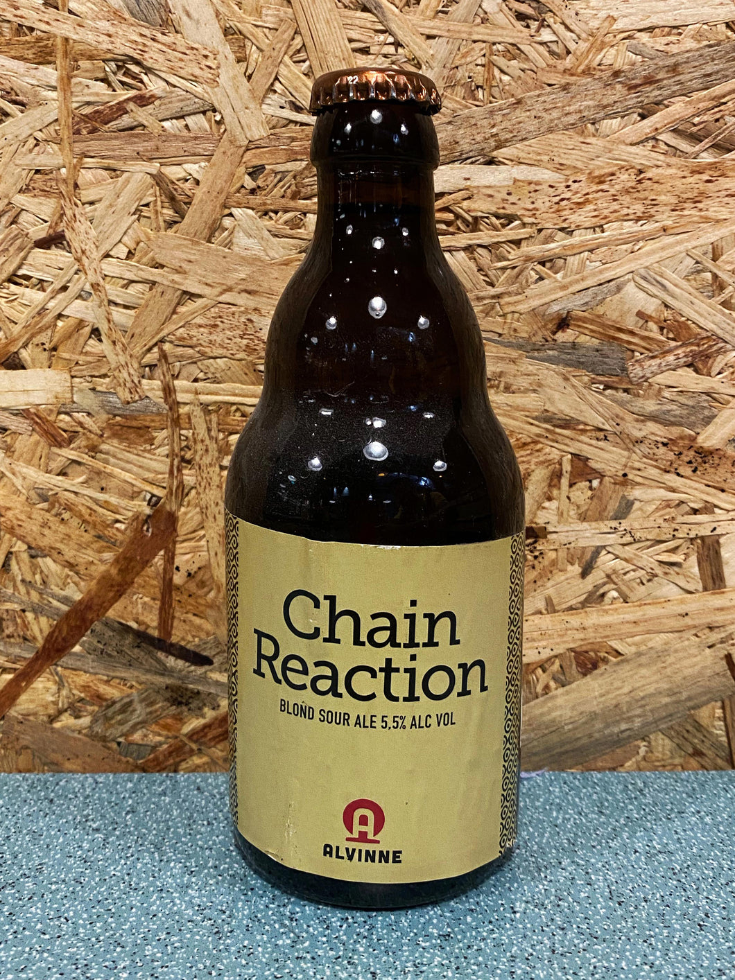 ALVINNE Chain Reaction