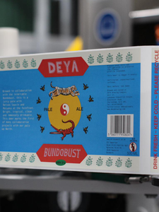 DEYA X BUNDOBUST Pale Ale (6 x 500ml)