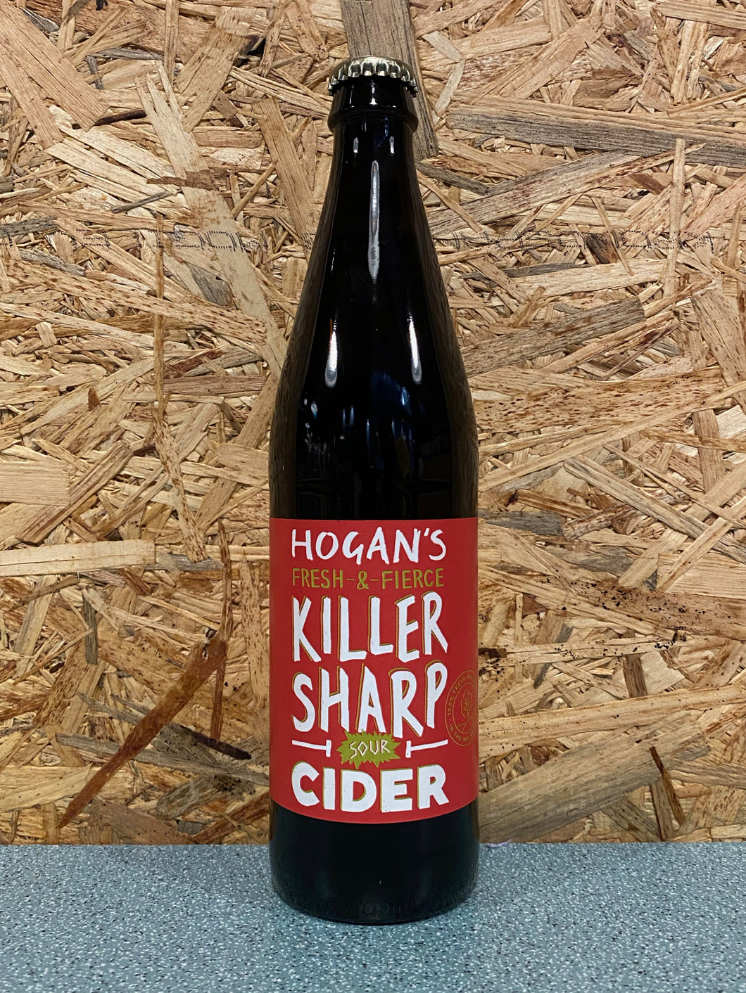 HOGANS Killer Sharp