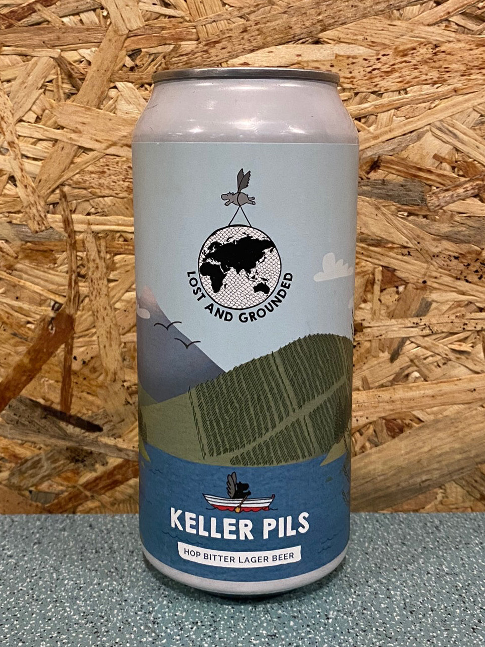 LOST & GROUNDED Keller Pils