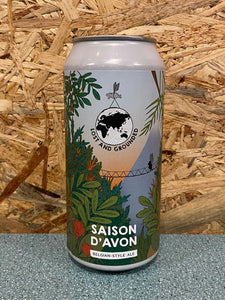 LOST & GROUNDED Saison D'Avon
