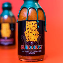 Load image into Gallery viewer, BIG GUYS THICCC SAUCE Bundobust Hot Sauce