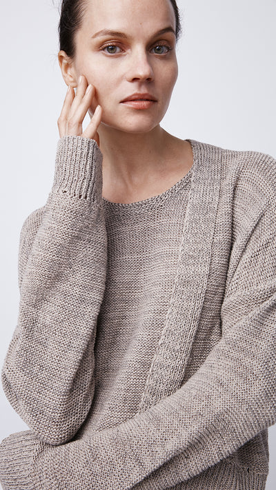 Cropped Open Cardigan