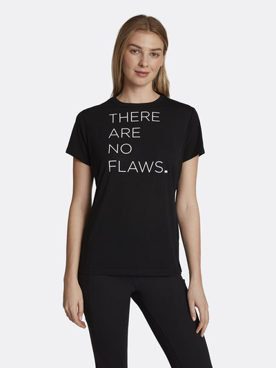 There Are No Flaws Graphic Tee