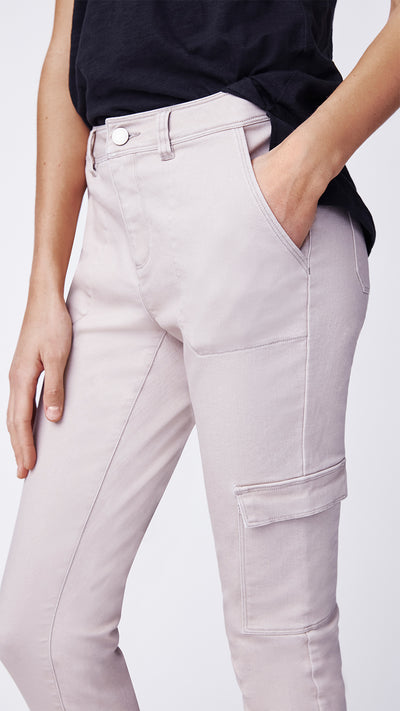 Zip Ankle Cargo Pant