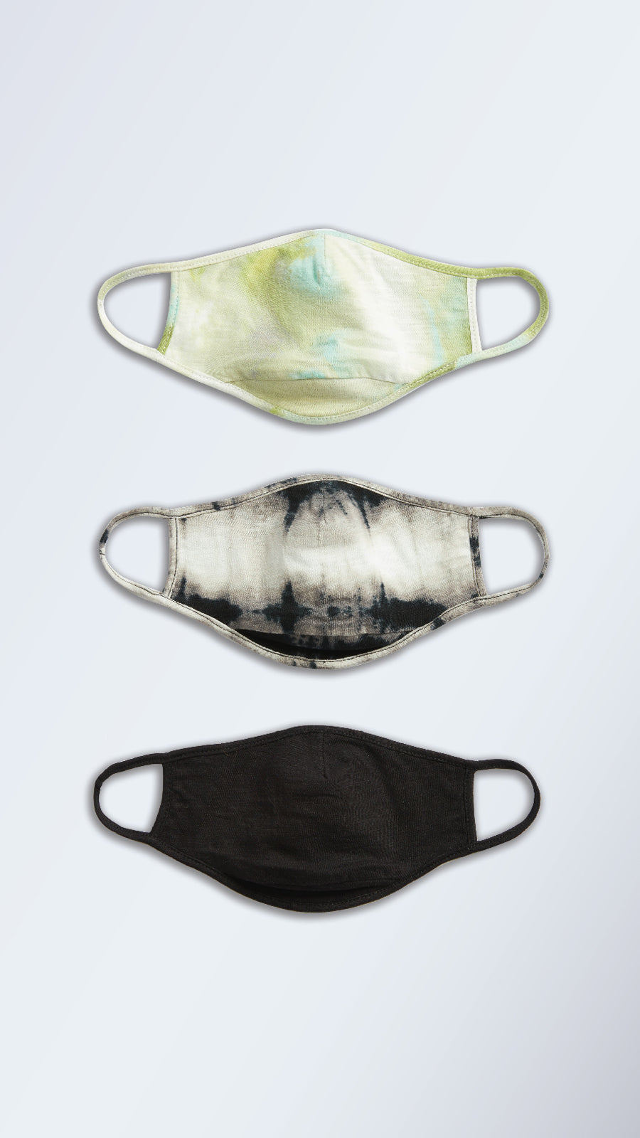 b Safe Cotton Jersey Mask
