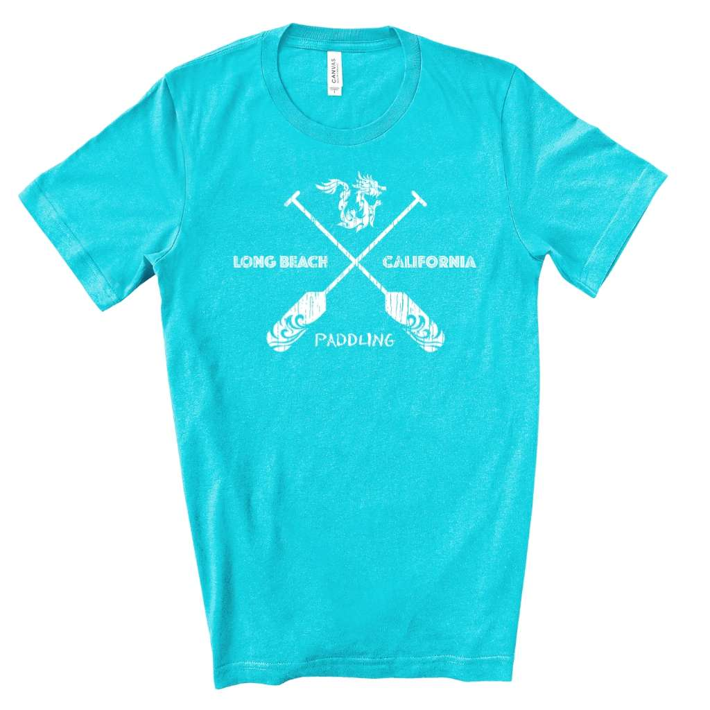 Crossed Dragon Paddles | Unisex Tee (More Colors)