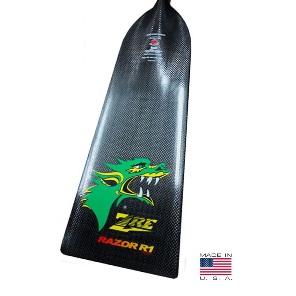 ZRE Razor R1 Adjustable Dragon Paddle (for Racers at All Levels)