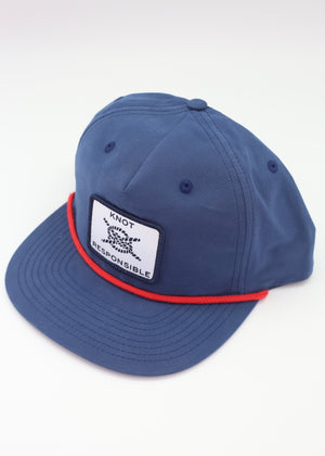 West Coast Hat - Navy