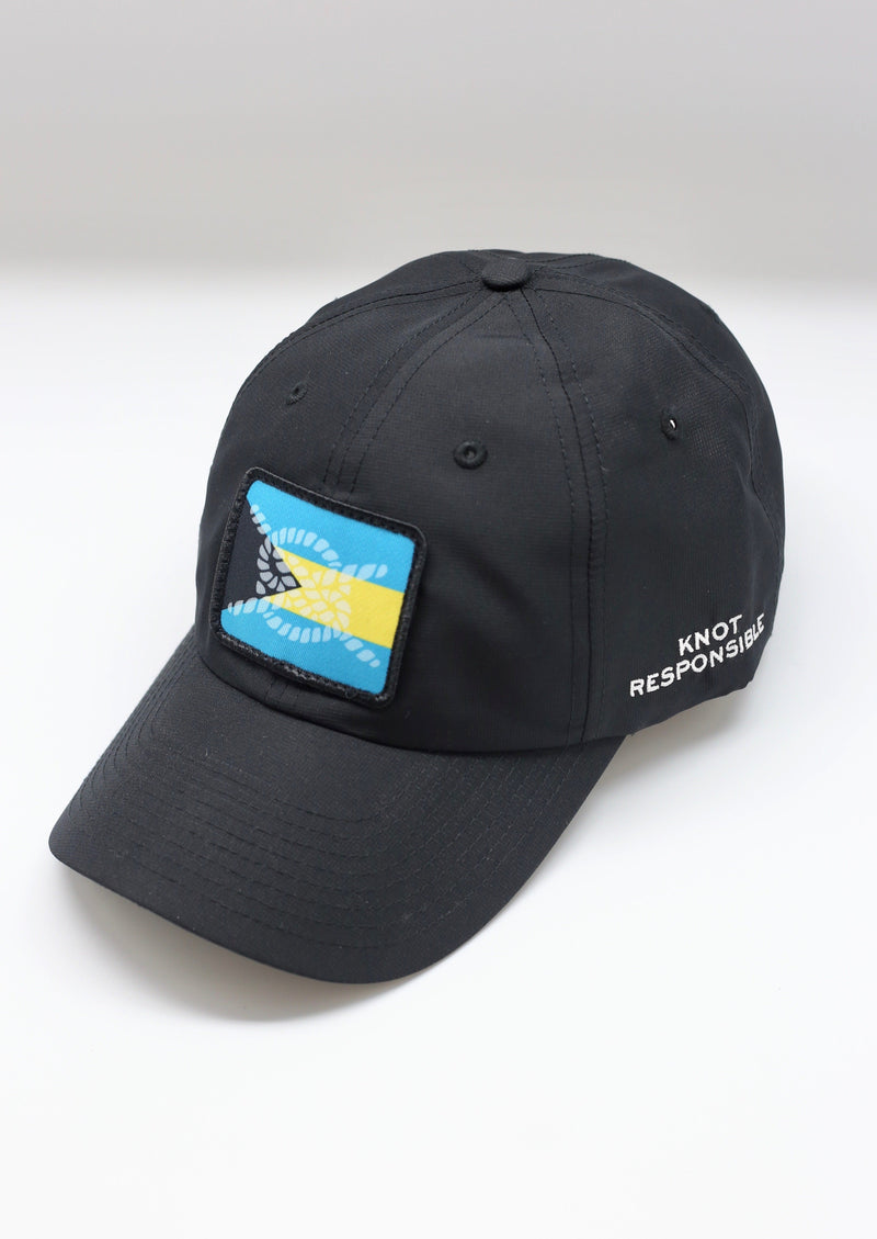 Limited Edition Abaco Strong Performance Hat- Black