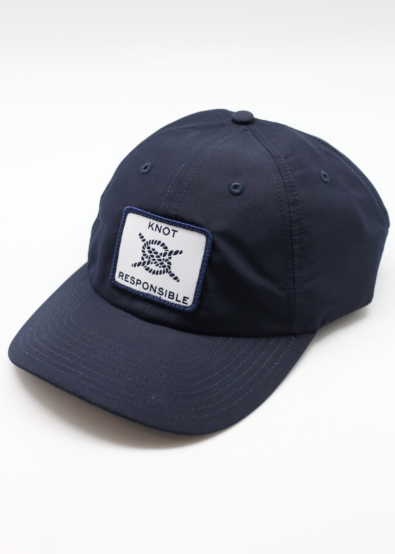 Performance Hat- Navy