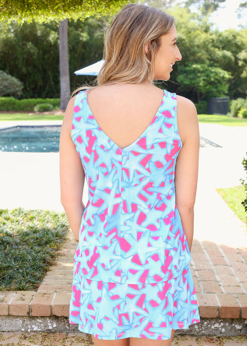 Julianne V Back Tank Bluffharbor Starfish