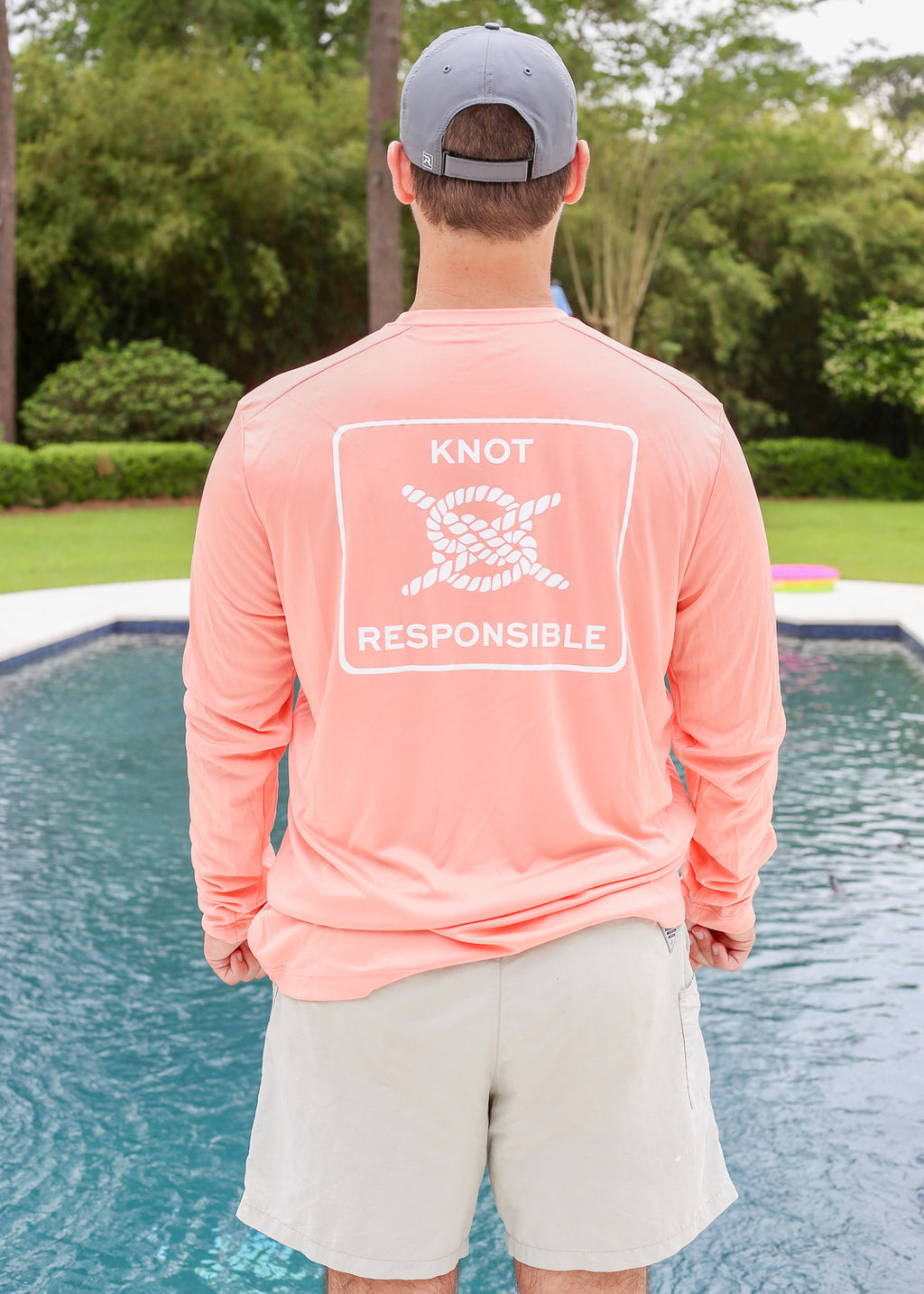 Classic Performance Long Sleeve - Coral