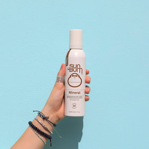 SunBum SPF 30 Whipped Mineral Sunscreen