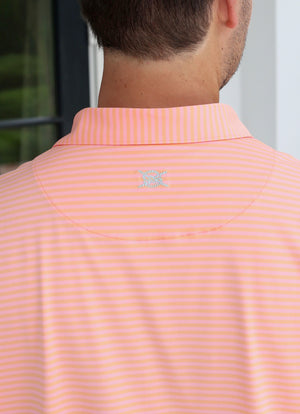 Little Harbor Performance Polo - Rum Punch